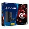 PlayStation 4 (PS4) Pro 1TB + Gran Tourismo Sport + 3 Monate Maxdome schwarz