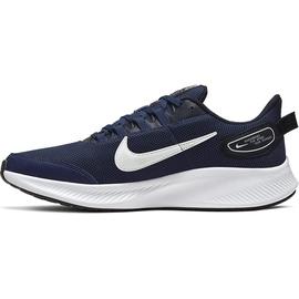 Nike Run All Day 2 M midnight navy/white/black 41