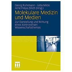 Molekulare Medizin und Medien - Buch