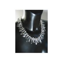 Adelia´s Kette ohne Anhänger Bergkristall Halskette