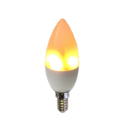 LED Flammenlicht Opal E 14 - 1,2 W