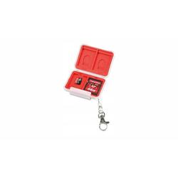 Kaiser 6492 Speicherkartenbox für 4 SD- und 4 microSD-Kar Speicherkarte