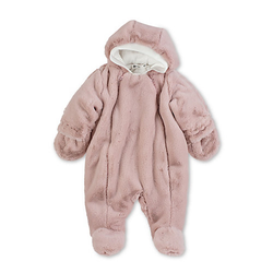 Overalls Winter Overall Overalls rosa Gr. 68 Mädchen Baby