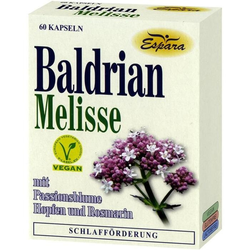 Baldrian-Melisse