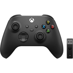 Xbox Wireless Controller (inkl. Wireless Adapter für Windows 10)