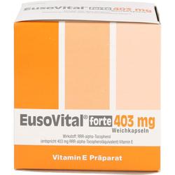 EUSOVITAL forte 403 mg Weichkapseln 100 St.