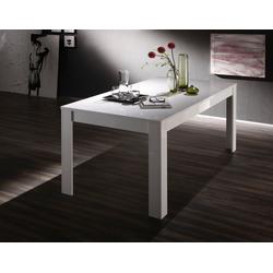 LC Esstisch Amalfi, Breite 180 cm, erweiterbar durch Ansteckplatte