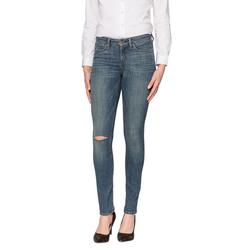 NYDJ 5-Pocket-Jeans in Crosshatch Denim Parker Slim 32