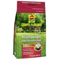 Compo Rasendünger mit Unkrautvernichter 12 kg