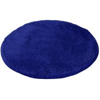 Badteppich Relax blau Kleine Wolke 5405-736-307 (D 60 cm) Kleine Wolke