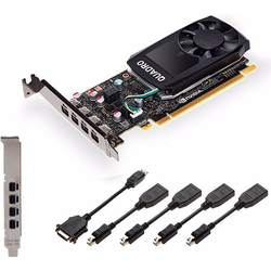 PNY Grafikkarte NVIDIA Quadro P620 V2 PB 2GB (2GB), Grafikkarte