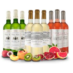 Unser Bordeaux-Sommer-Paket mit 9 Flaschen