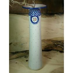 Vase, ca. 38 cm Höhe, Unikat 3, Bunzlauer Keramik - BSN 21845