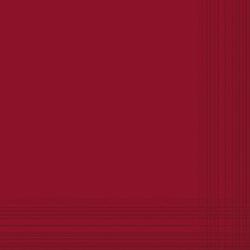 DUNI Maître Premium-Servietten aus Dunicel, Mundtuch im Format: 41 x 41 cm, 1 Karton = 10 x 50 Stück, bordeaux
