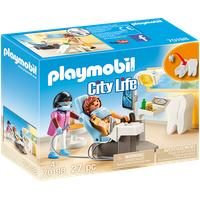 Playmobil City Life Beim Facharzt Zahnarzt 70198