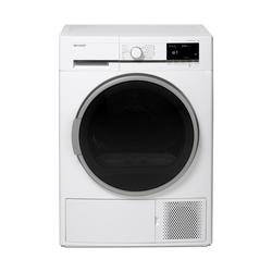 Sharp KD-GHB7S7GW2 Wärmepumpentrockner - Weiß