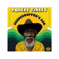 Robert Finley - SHARECROPPER'S SON (Vinyl)