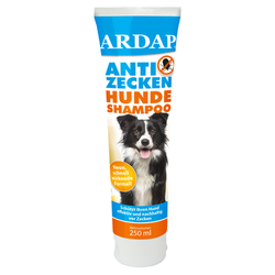 (51,16 EUR/l) Ardap Anti Zecken-Shampoo 250 ml