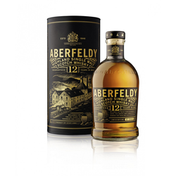 Aberfeldy 12 years Single Highland Whisky 40 % 0,70 l