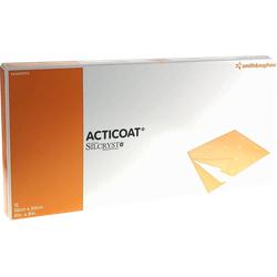 ACTICOAT 10x20 cm antimikrobielle Wundauflage 12 St