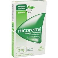 Nicorette Freshmint 2 mg Kaugummi