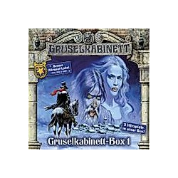 Gruselkabinett-Box 1 - Hörbuch