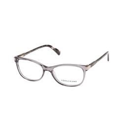 Longchamp LO 2616 035, inkl. Gläser, Cat Eye Brille, Damen