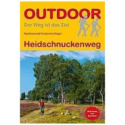 Heidschnuckenweg. Hartmut Engel  Friederike Engel  - Buch