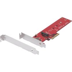 Renkforce PCIe-Controllerkarte für ein PCIe M.2 SSD Modul Speicherkarte