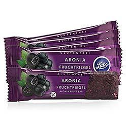 Bio-Aronia-Fruchtriegel 10er-Pack