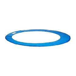 relaxdays   Trampolin-Randabdeckung blau 427,0 cm