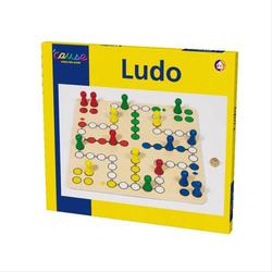 Brettspiel Ludo 50x50cm Brettspiel Ludo 50 x 50cm 56033
