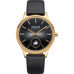 M&M HYBRID SMART WATCH M12000-435 Smartwatch