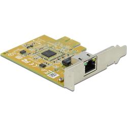 Delock Netzwerkkarte 1x 2.5Gbps LAN,RTL8125AG RJ-45/PCI-Express x1 (PCI Express 2.1), Netzwerkadapter