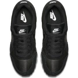 Nike Wmns MD Runner 2 black/ white, 36.5