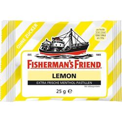 FISHERMANS FRIEND LEMON O Z