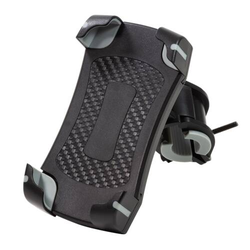 LogiLink Smartphone-Fahrradhalterung mit Doppelverriegelung