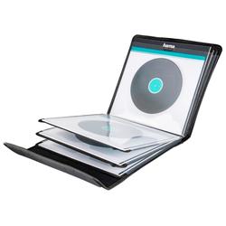 Hama DVD-Hülle LP-Tasche Hülle PA Mappe DJ Platten-Case Album Schallplatte, Platte, Vinyl, LP, Maxi, Platten-Sammlung, Schallplatten, Aufbewahrung für 12x Schallplatte