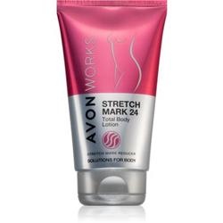 Avon Works Bodylotion gegen Schwangerschaftsstreifen 150 ml