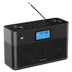Kenwood CRST50DABB DAB Radioempfänger schwarz Digitalradio (DAB) (DAB+ / UKW-RDS)