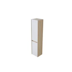 HTI-Line Hochschrank Hochschrank Wiek (1-St) beige