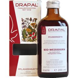 WEISSDORNBEEREN Bio Pflanzensaft Drapal 200 ml