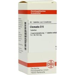 CLEMATIS D 6
