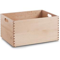 Zeller Present Holzkiste, für jeden Bedarf 40 cm x 21 cm x 30 cm