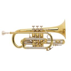B-Kornett Bach Stradivarius 184L