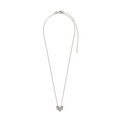 Pilgrim Damen Halskette 'Meg' silber, Größe One Size, 4554236