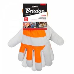 Arbeitshandschuhe aus Rindsleder 9,5 mit 3M THINSULATE Innenverkleidung Bradas 9769