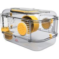 Zolux Käfig für Hamster, Mäuse, Rennmäuse, 3 Zoll Mini