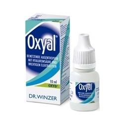 OXYAL Augentropfen