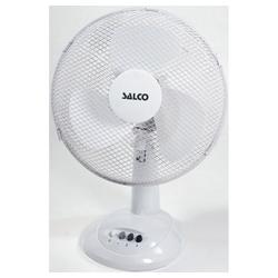 SALCO Tischventilator STT-30.1 - Tisch-Ventilator - weiß